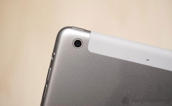 Camera iSight 5 MP chất lượng cao của iPad Mini Retina