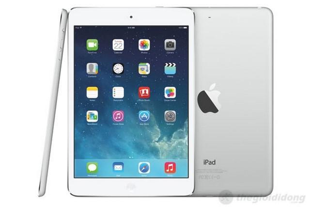 iPad Air với thiết kế đẹp đến từng chi tiết