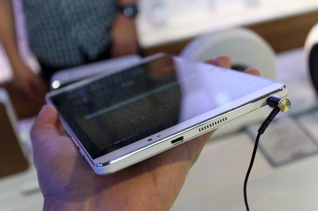 Công nghệ âm thanh được Huawei quan tâm và rất chú trọng