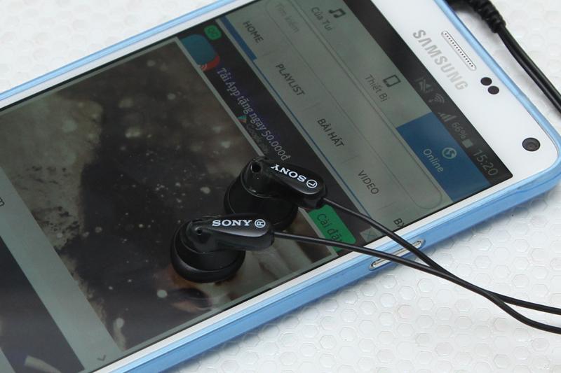 Ảnh sản của Tai nghe EP Sony MDR-E9LP/BCE chính hãng-11-1