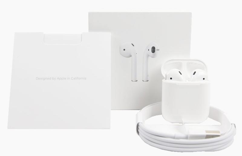 Tai nghe Bluetooth AirPods Apple MMEF2 - Trang bị cho 1 bộ tai nghe