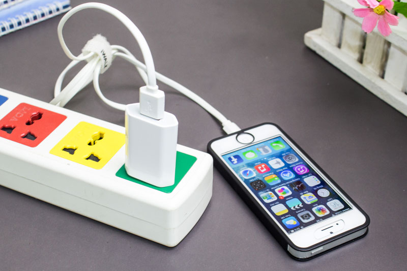 Cáp cao cấp iWalk iPhone 5