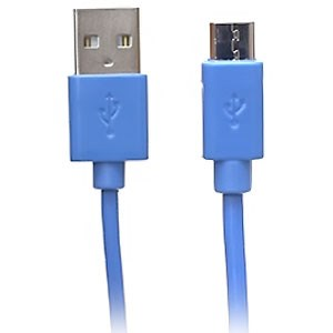 Cáp Micro USB 1m eSaver DS118-TB Xanh dương