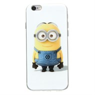 Ốp lưng iPhone 6 - 6s Nhựa dẻo iLike Minion