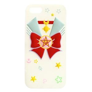 Ốp lưng iPhone SE Nhựa hình thú OSMIA CK160874 Áo Hồng