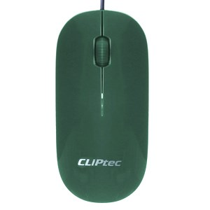 Chuột có dây Cliptec 4 Season III RZS969 Xanh lá