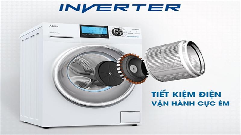 máy giặt inverter Aqua