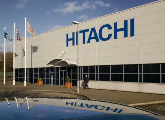 Trụ sở tập đoàn Hitachi